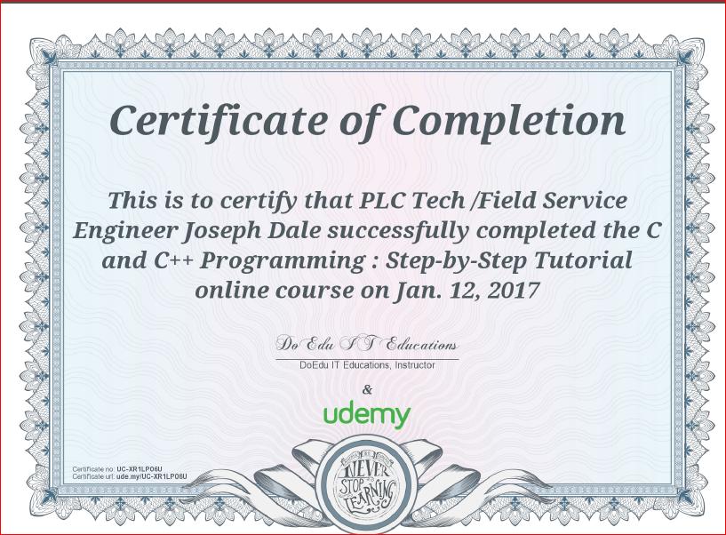 About PLC Programming - PLC Programming by Joseph Dale